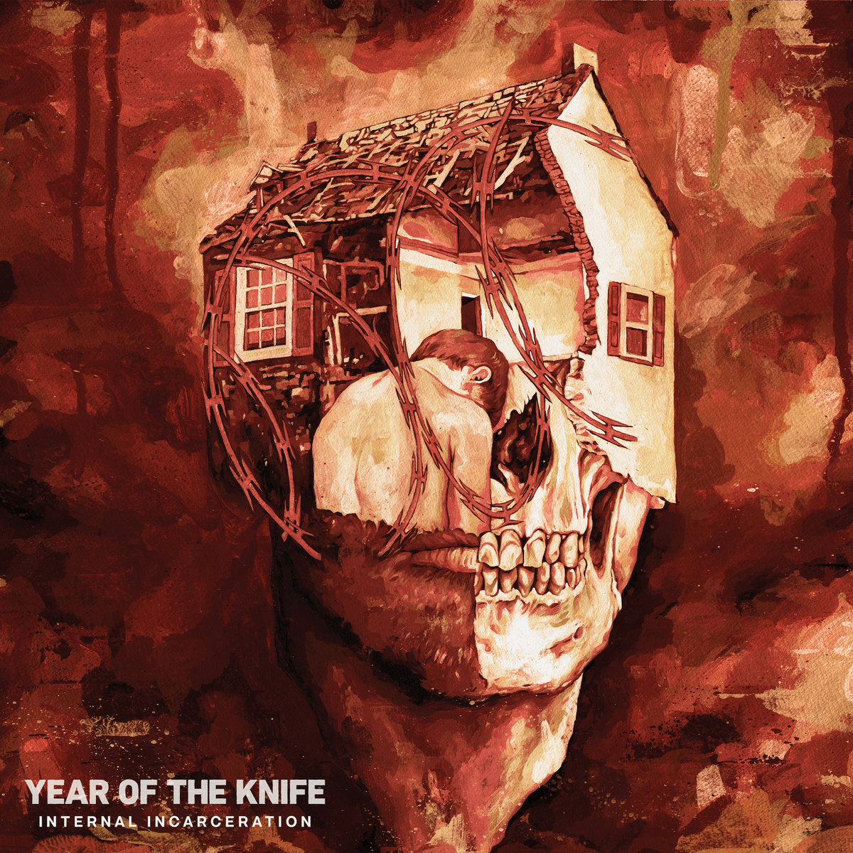 Year of the Knife - Internal Incarceration LP
