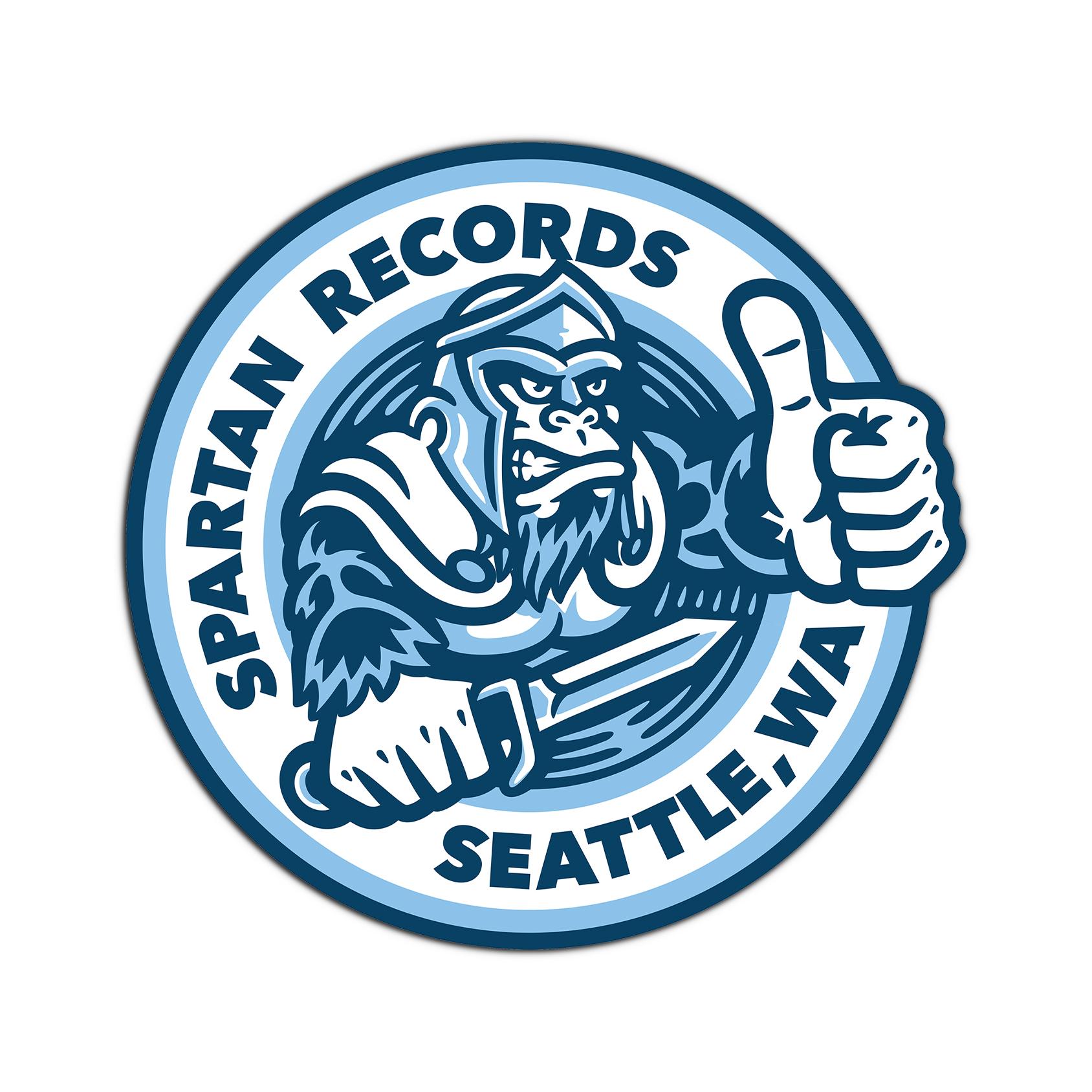 Spartan Thumbs Up 👍 Sticker