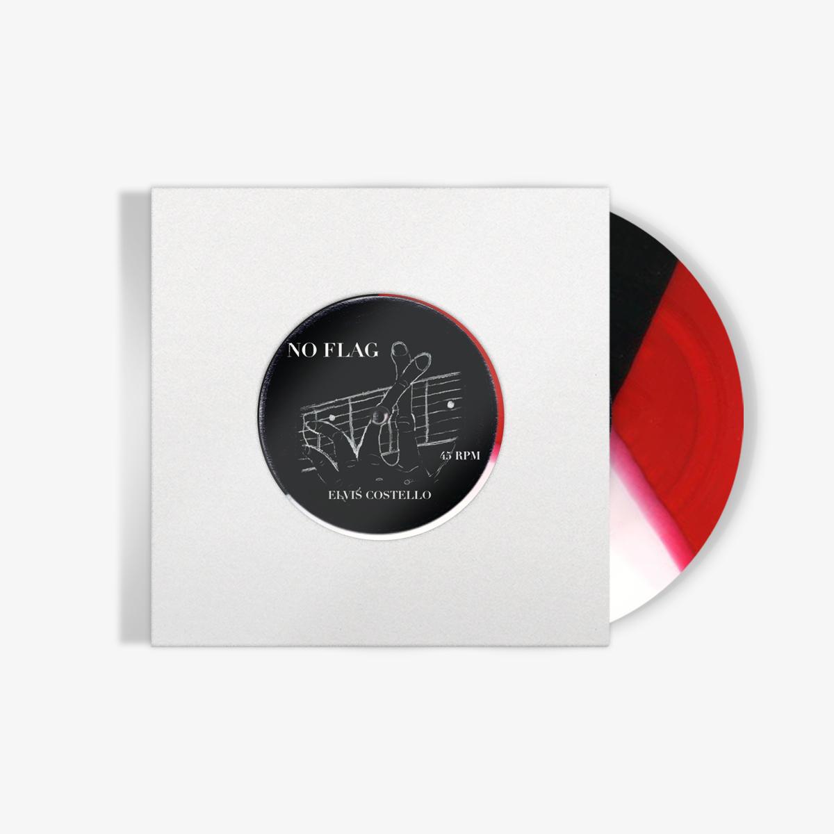 Hey Clockface vinyl turntable mat + 2xLP vinyl (optional)