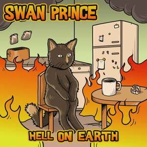 Swan Prince - Hell On Earth LP