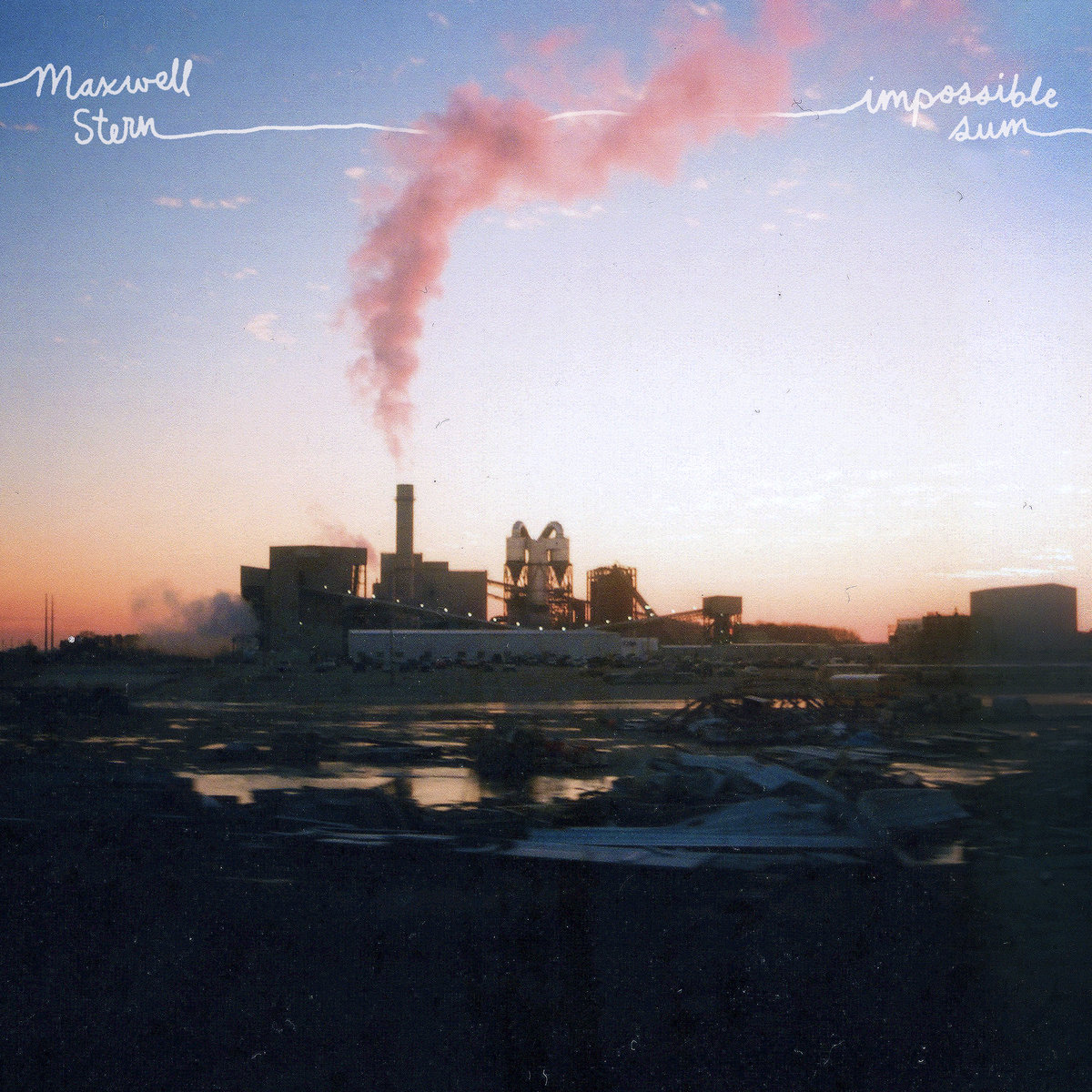 Maxwell Stern - Impossible Sun LP