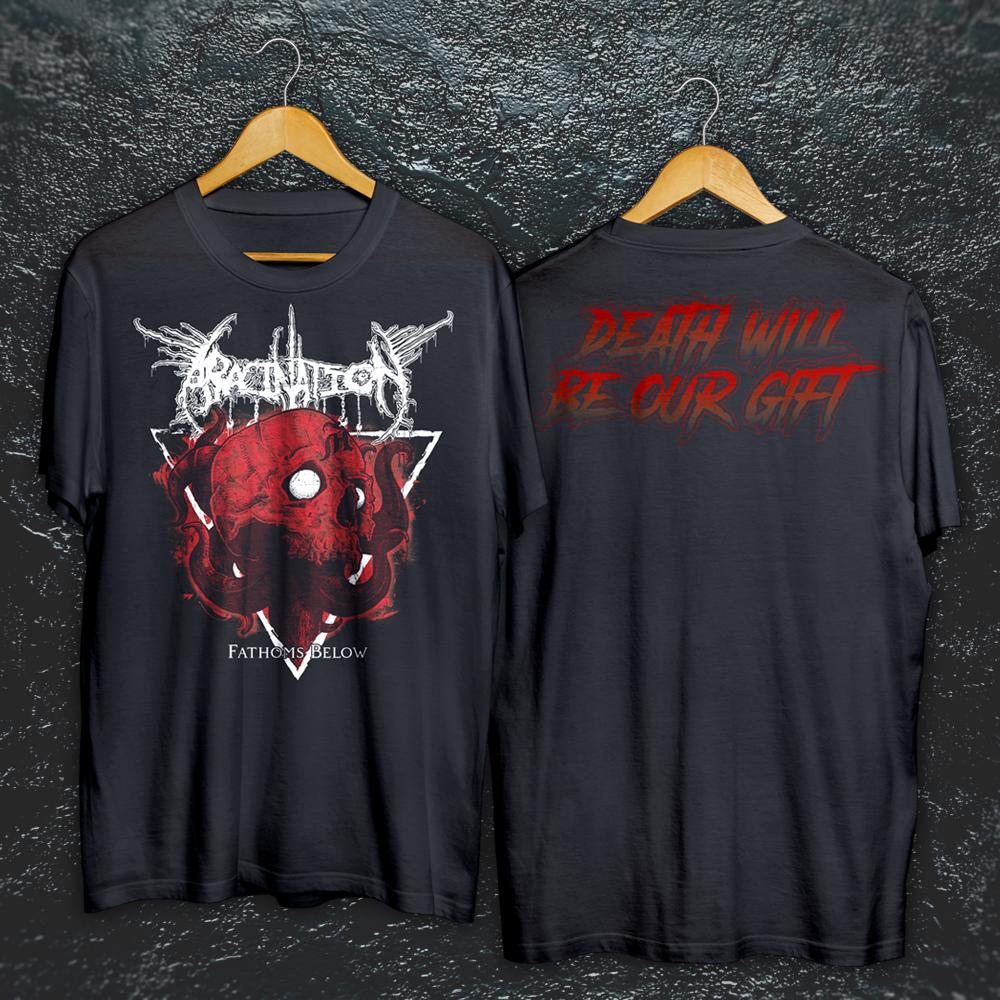 Abacination - Fathoms Below T-Shirt