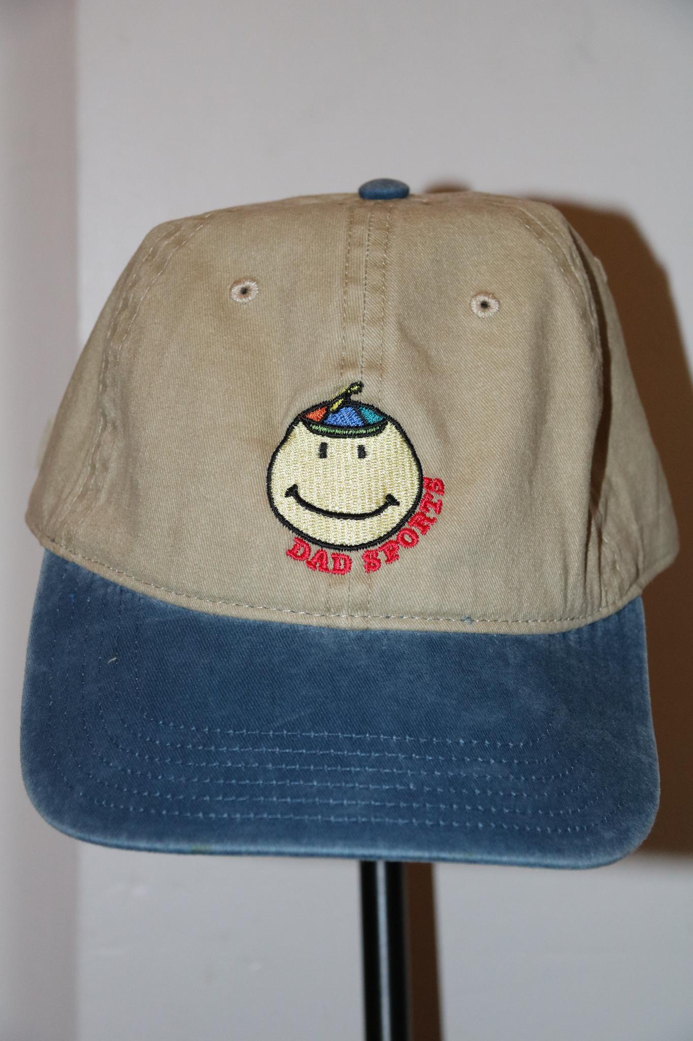 dad sports dad hat