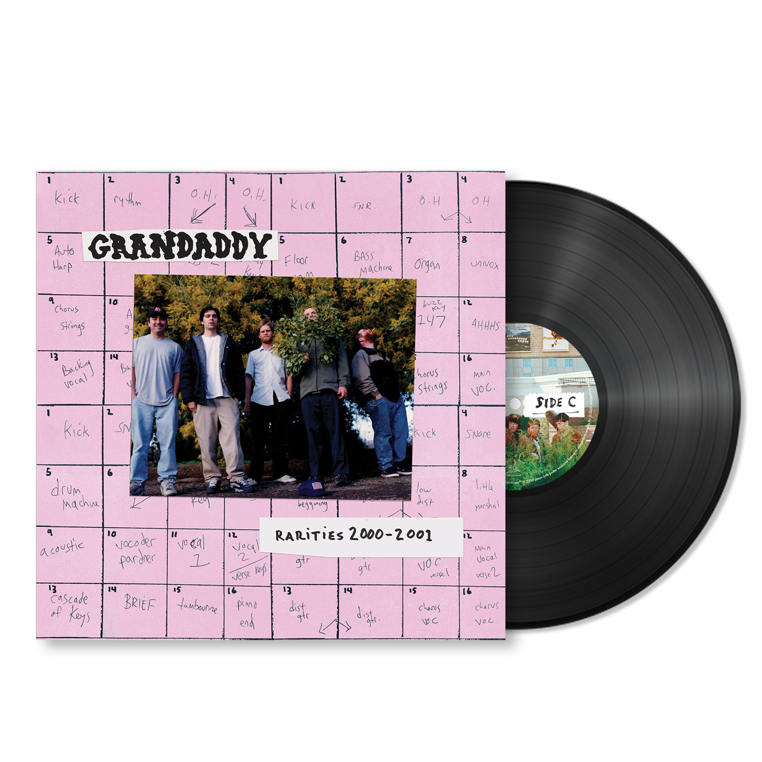 Grandaddy - The Sophtware Slump 20th Anniversary Collection - 4 LP Boxed Set Signed Deluxe Bundle