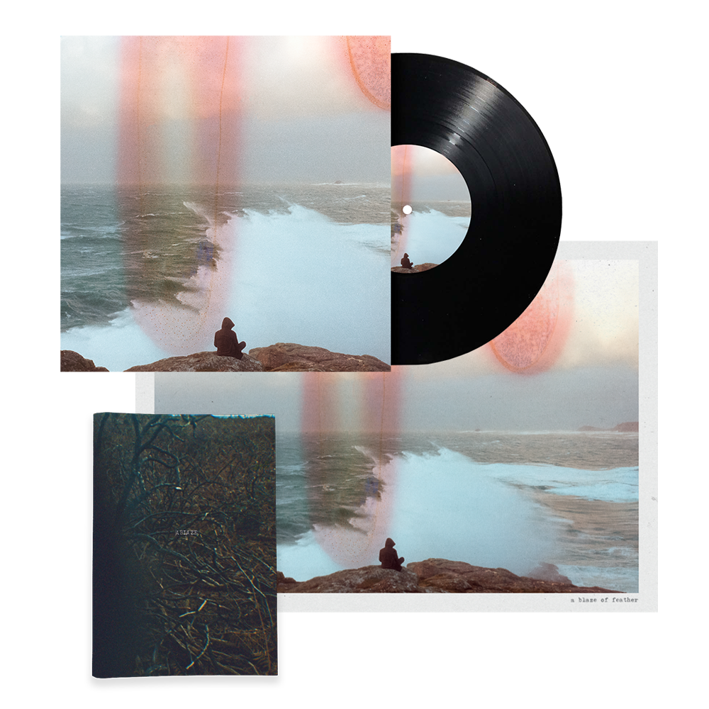 'Labyrinth' LP + Art Print Bundle