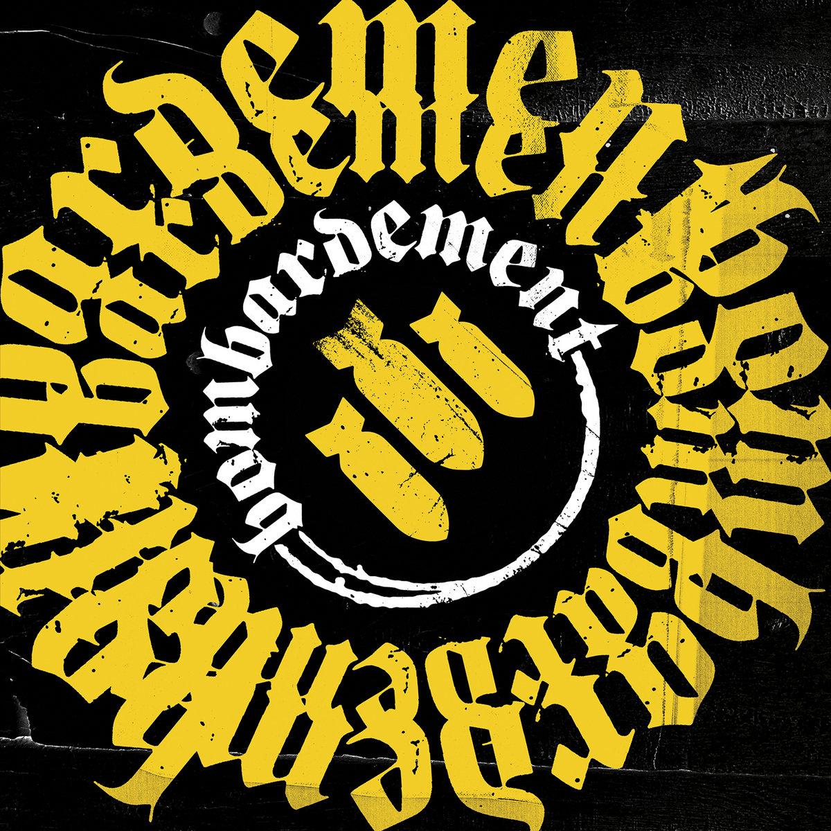 Bombardement - s/t LP