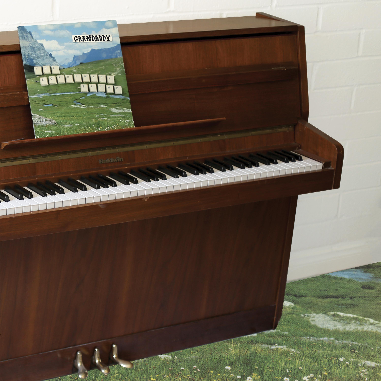 Grandaddy - The Sophtware Slump ….. on a wooden piano - CD Bundle