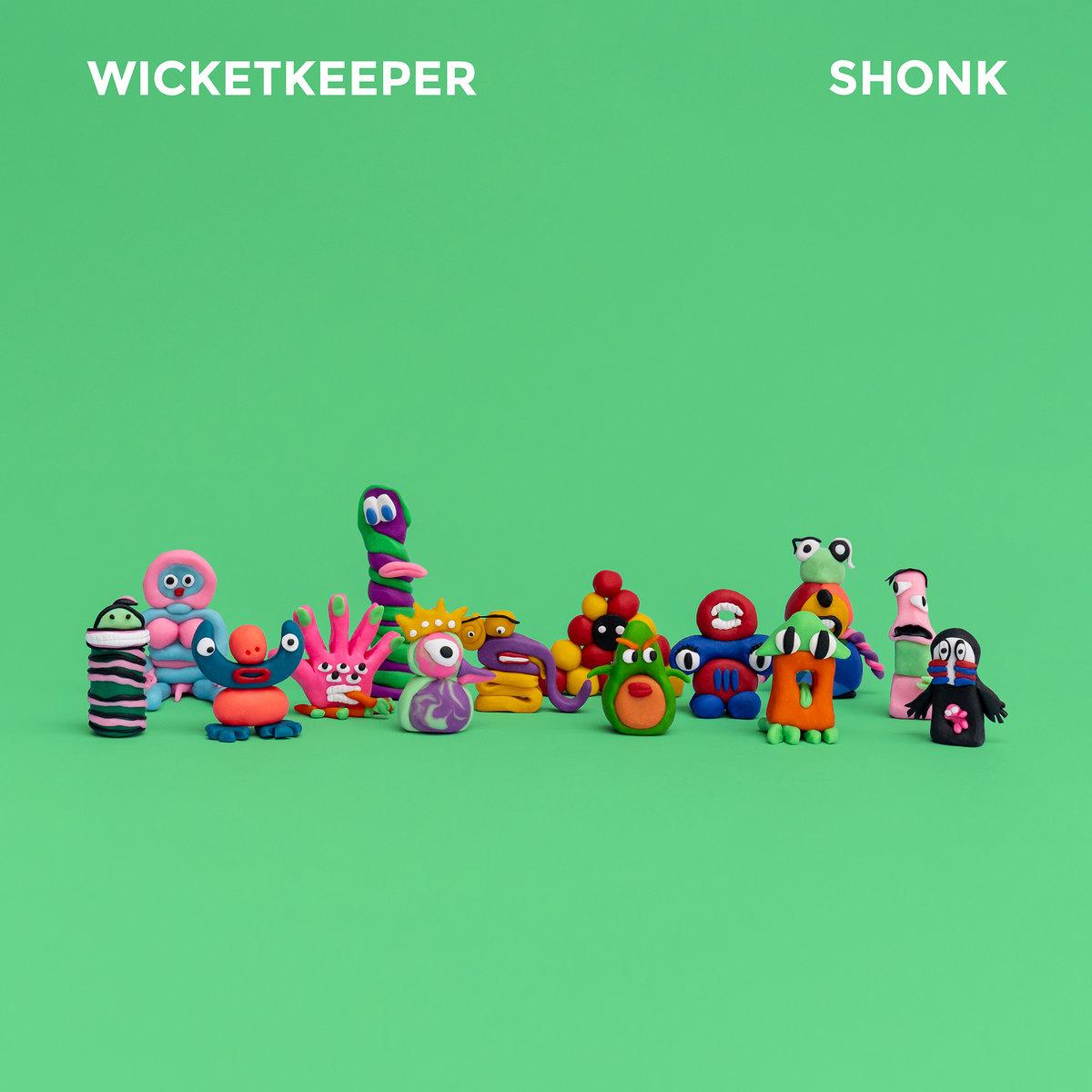 Wicketkeeper - Shonk