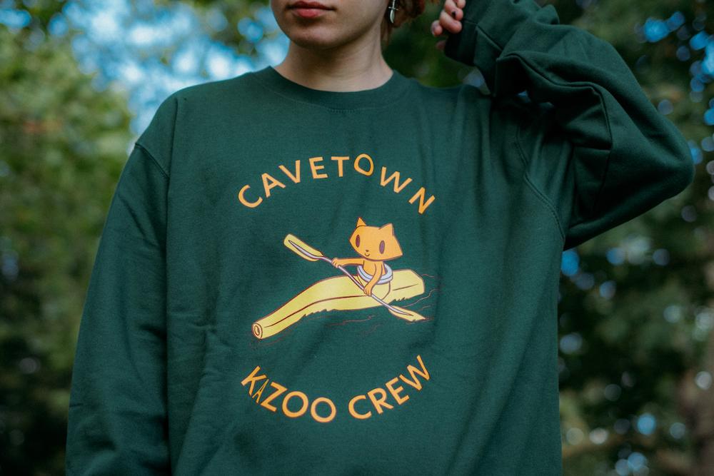 Kazoo Crewneck