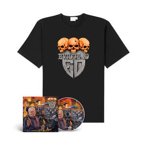 Evildead - United States of Anarchy (CD + Shirt