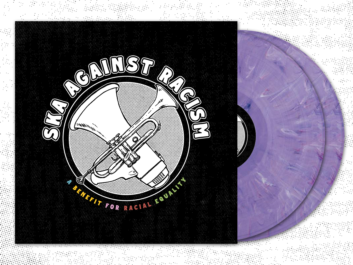 (SOLD OUT) SKA AGAINST RACISM - 2x12