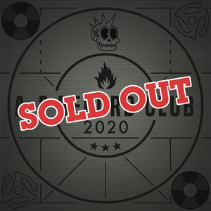 *SOLD OUT!* A-F Records 2020 Record Club