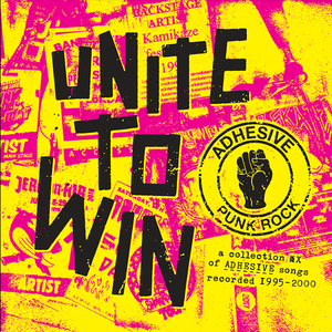 043 Adhesive - Unite To Win