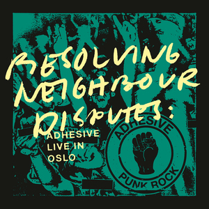 042 Adhesive - Resolving Neighbour Disputes (Live)