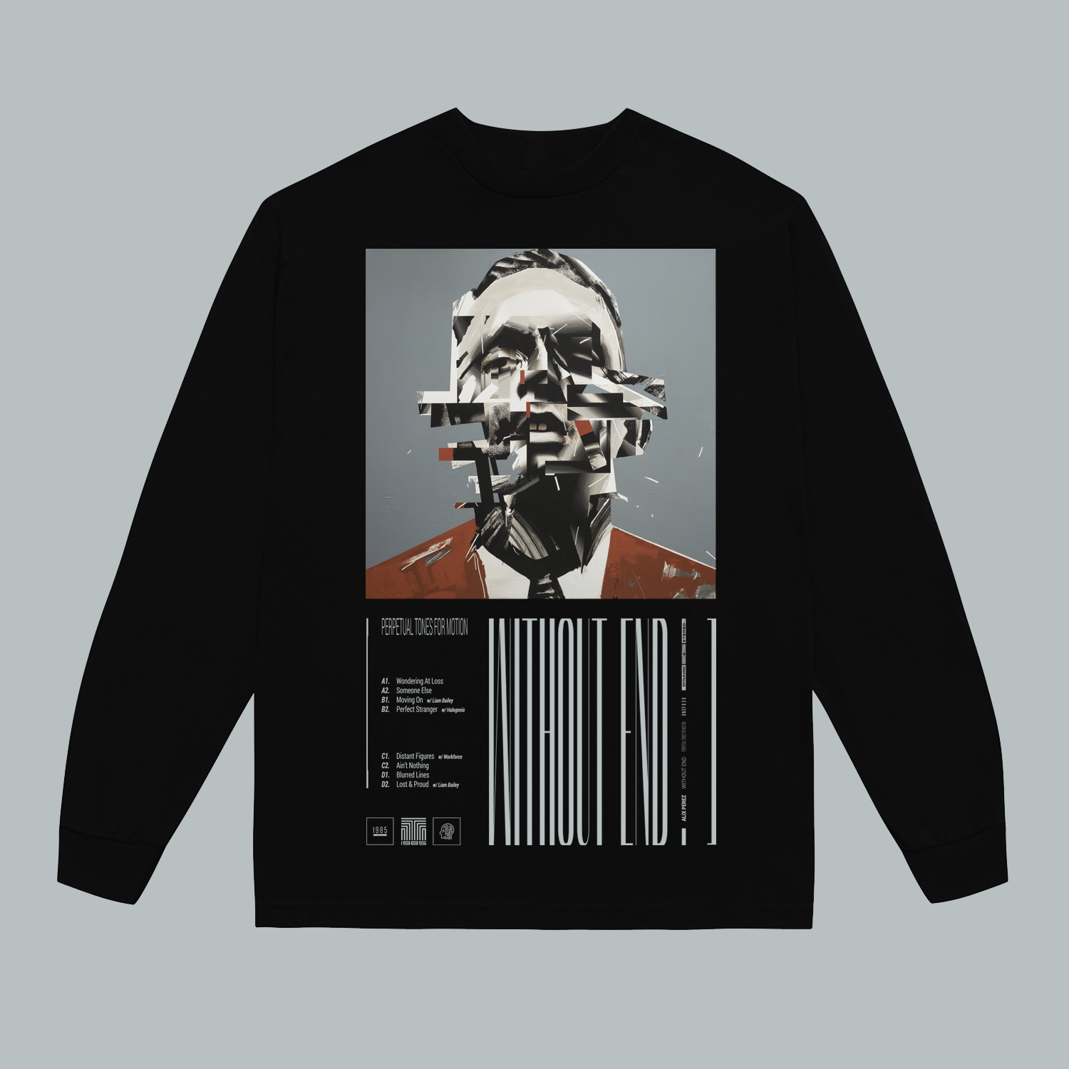 Without End Tee L/S Tee (Alix Perez)