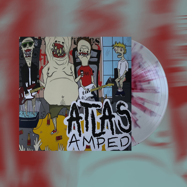 Atlas Amped - Sonoma County Compilation