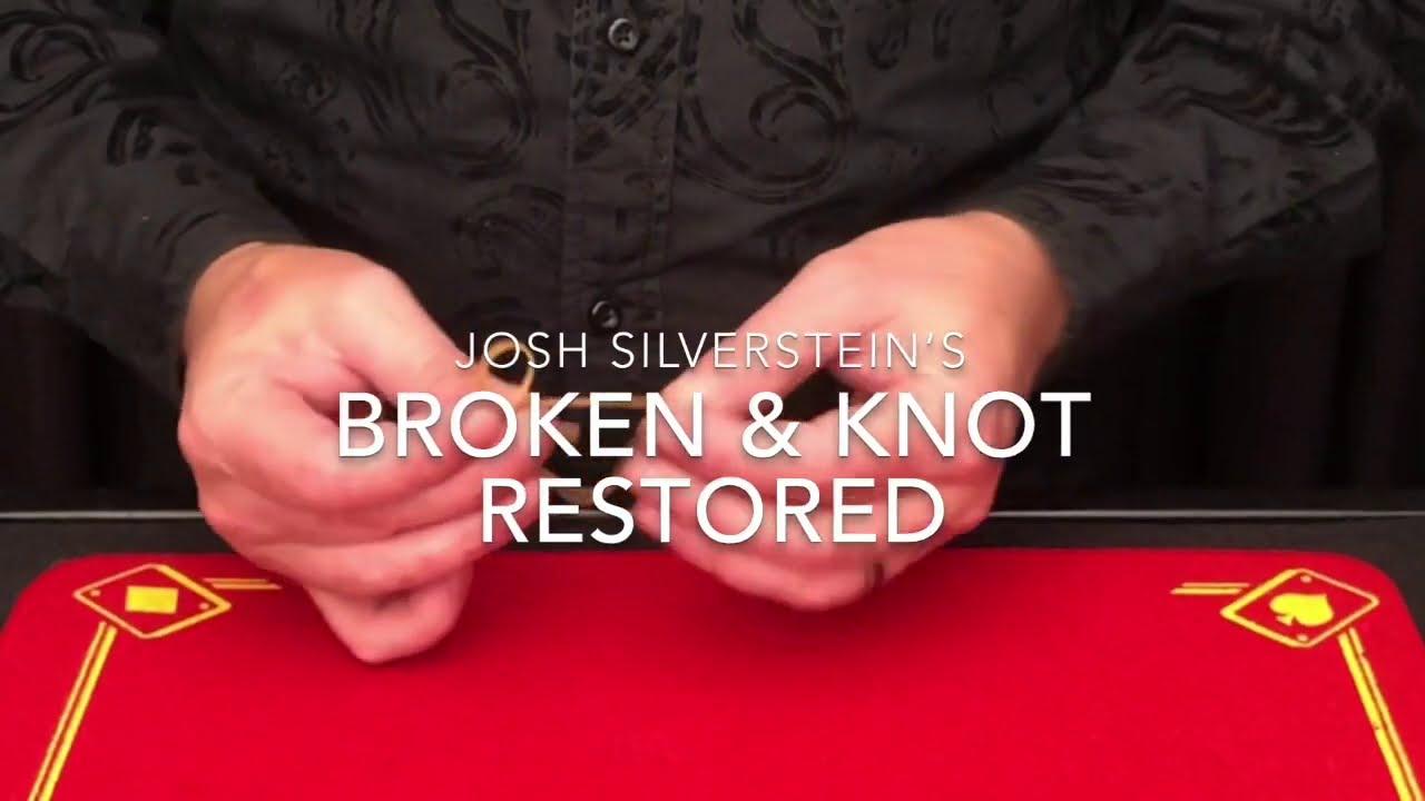 Broken & Knot Restored (Video Download)