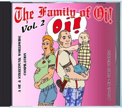 V/A - The family of Oi! vol. 2