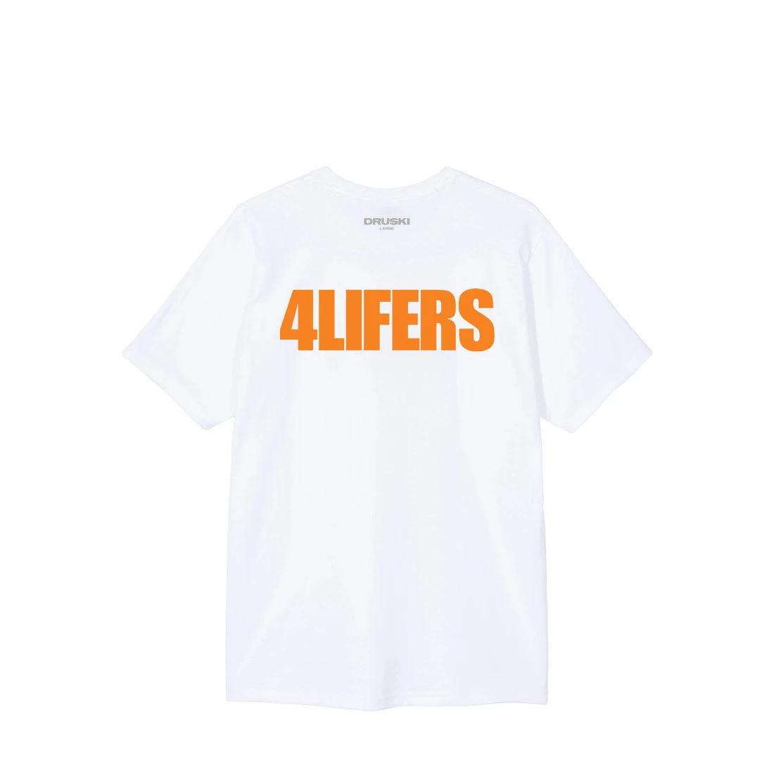 4Lifers Tee - White