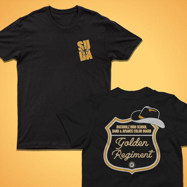 Golden Regiment Spirit Shirt (Unisex)