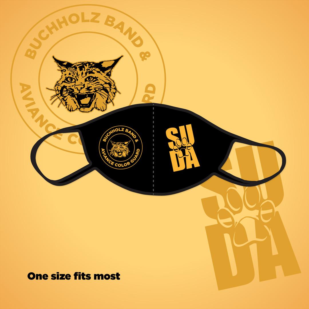 Buchholz Band Spirit Mask