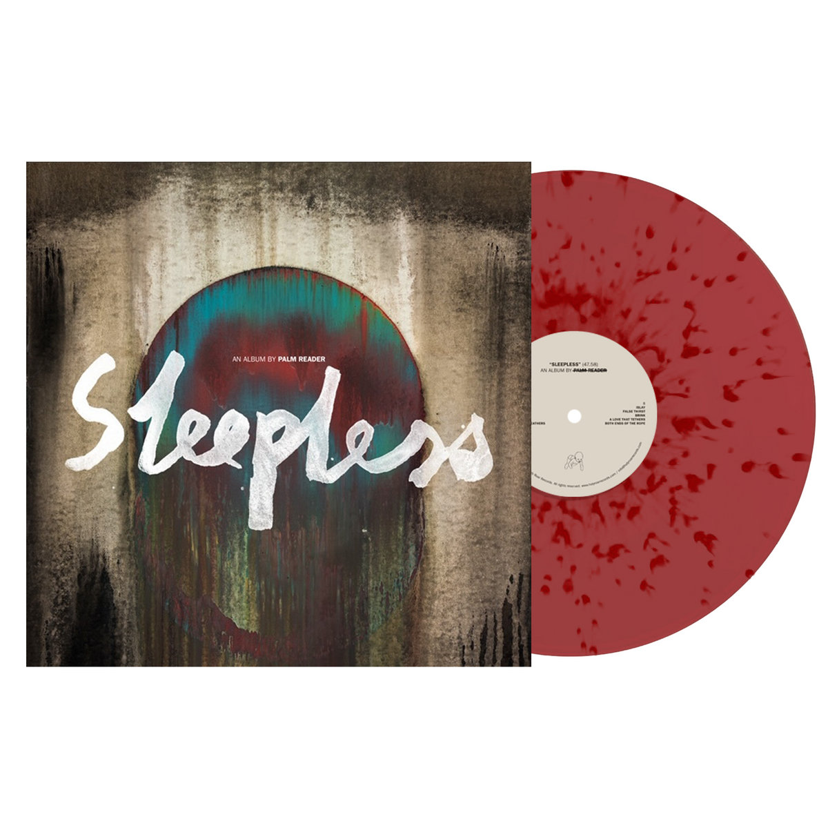 Palm Reader - Sleepless PRE-ORDER