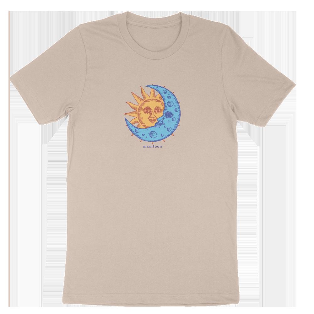 Sun Meets Moon Tee