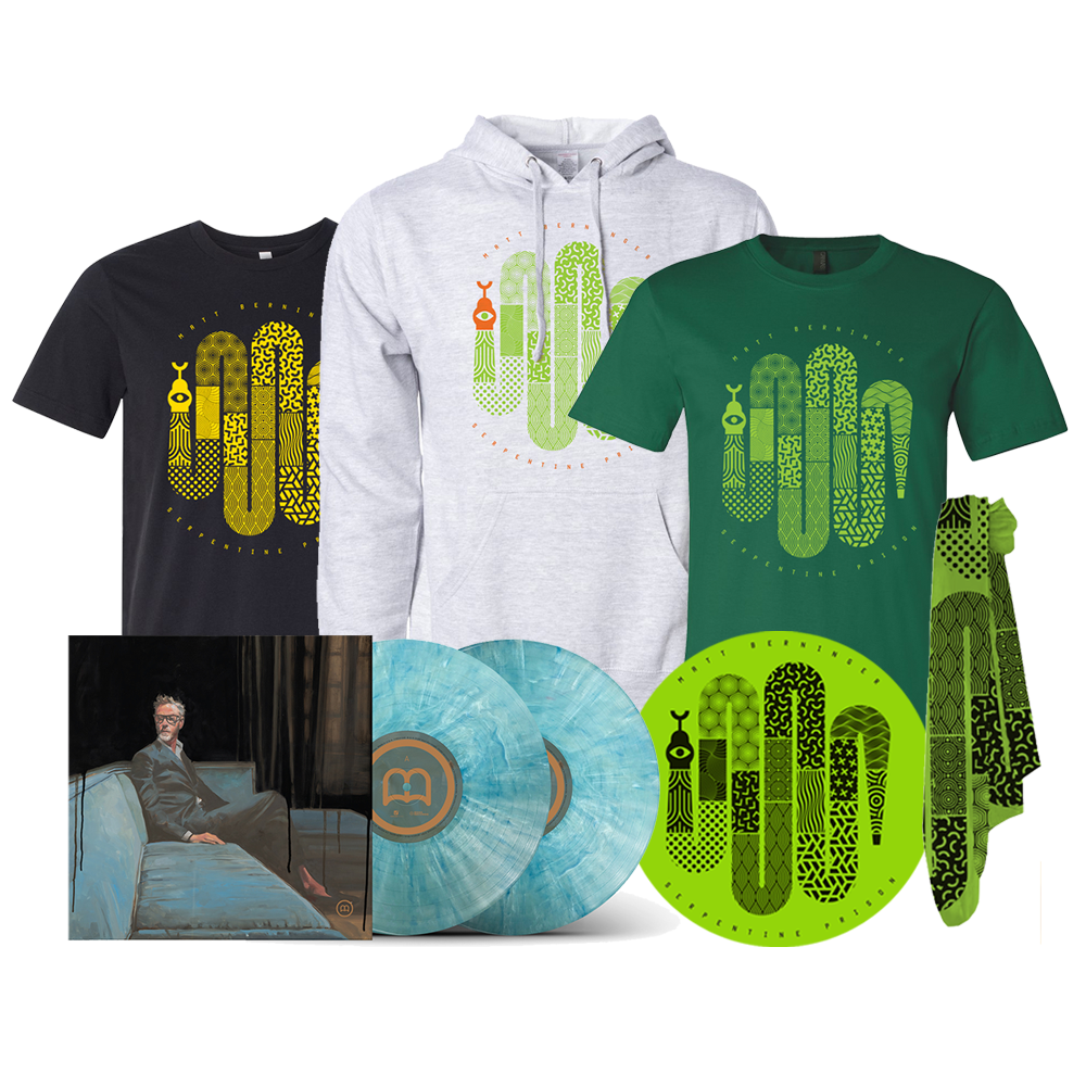 """""""One More Second"""" SIGNED Turquoise Marble Deluxe 2xLP Soft Stuff Bundle"""