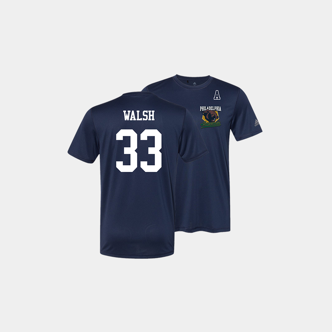 Collin Walsh #33 Adidas Shersey