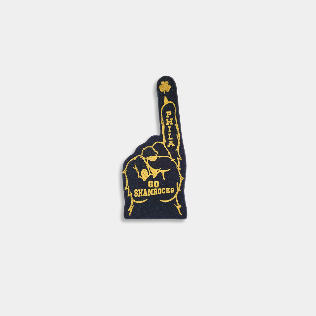 Shamrocks Foam Finger