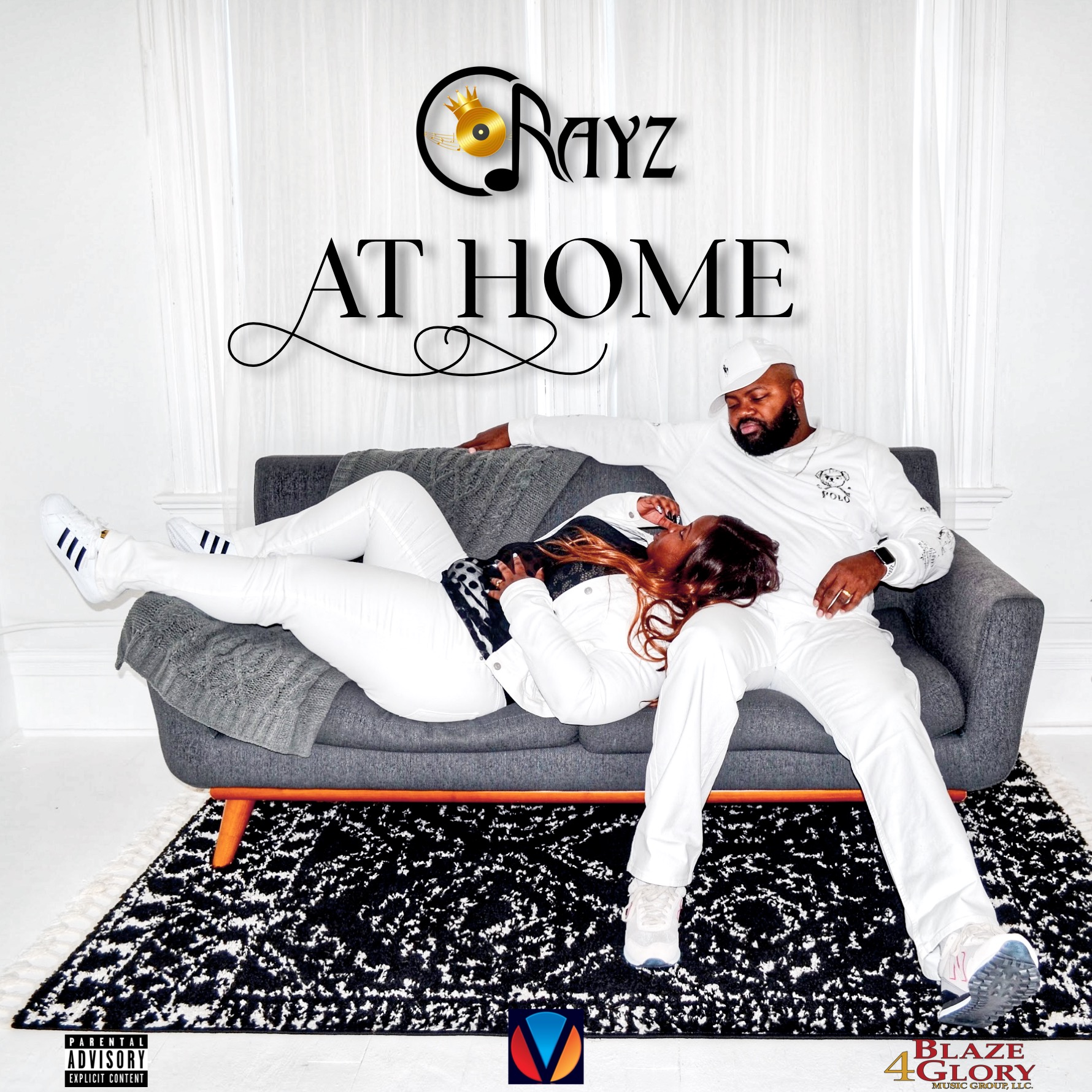 CrayZ - At Home (Explicit)
