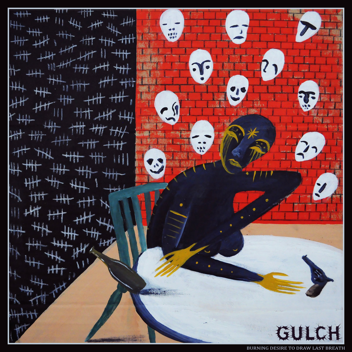 Gulch - Burning Desire To Draw Last Breath 10