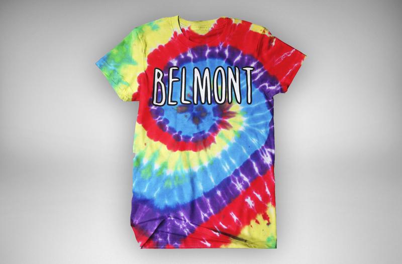 Belmont Tie Dye Shirt