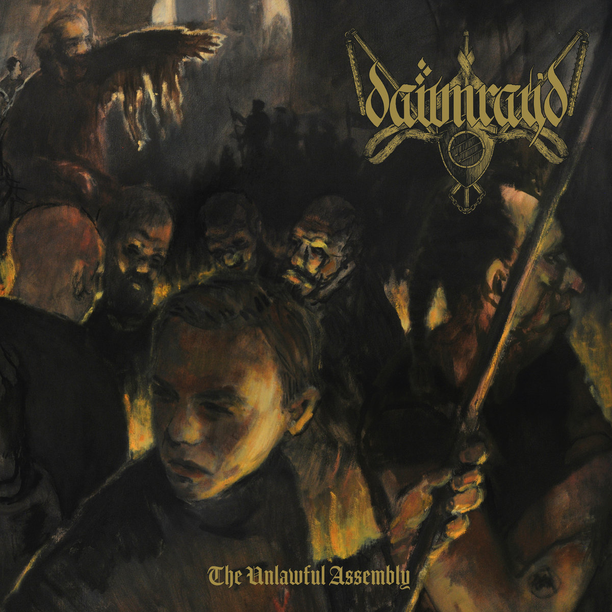 Dawn Ray'd - The Unlawful Assembly LP