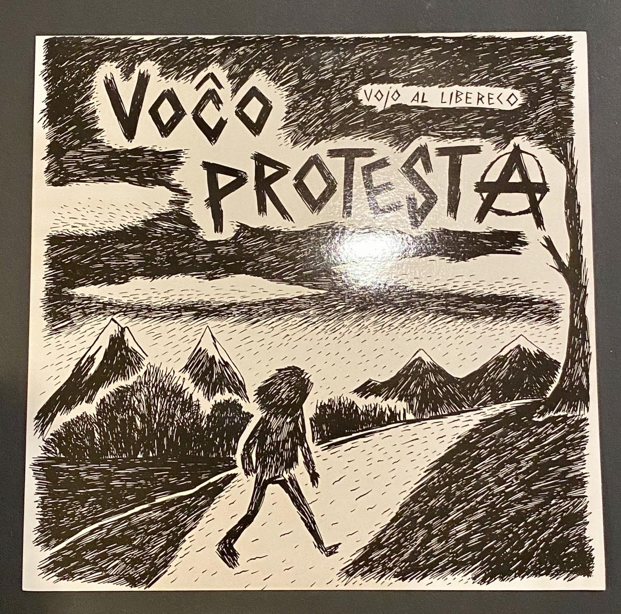 """VOCO PROTESTA - Vojo Al Libereco 12"""""""