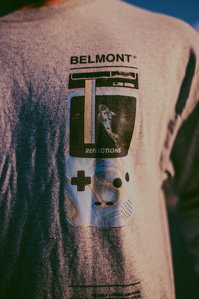 Gameboy Long Sleeve