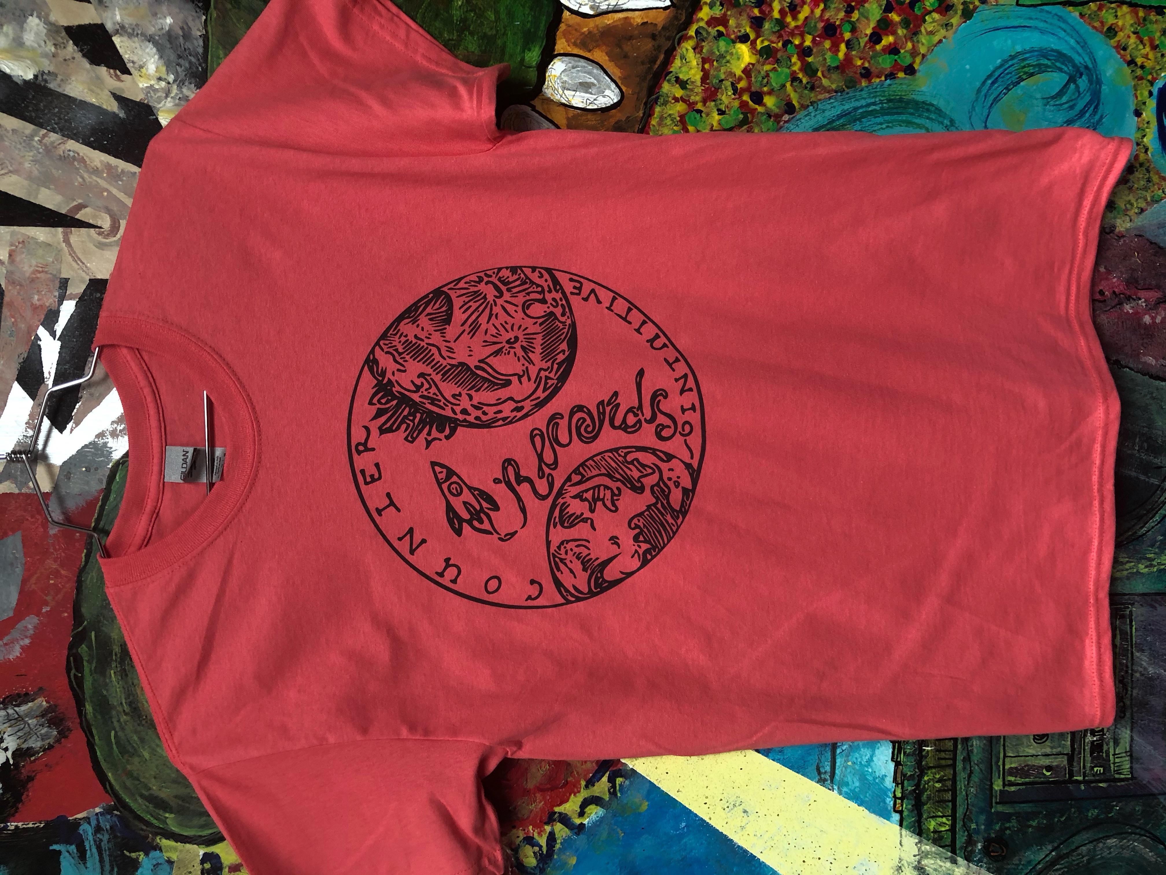 CI Logo Shirt - Pink