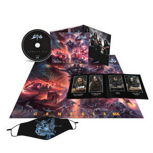 Sodom - Genesis XIX (CD + Facemask-Bundle)