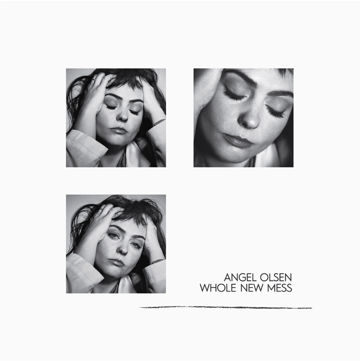 Angel Olsen - Whole New Mess LP / TAPE