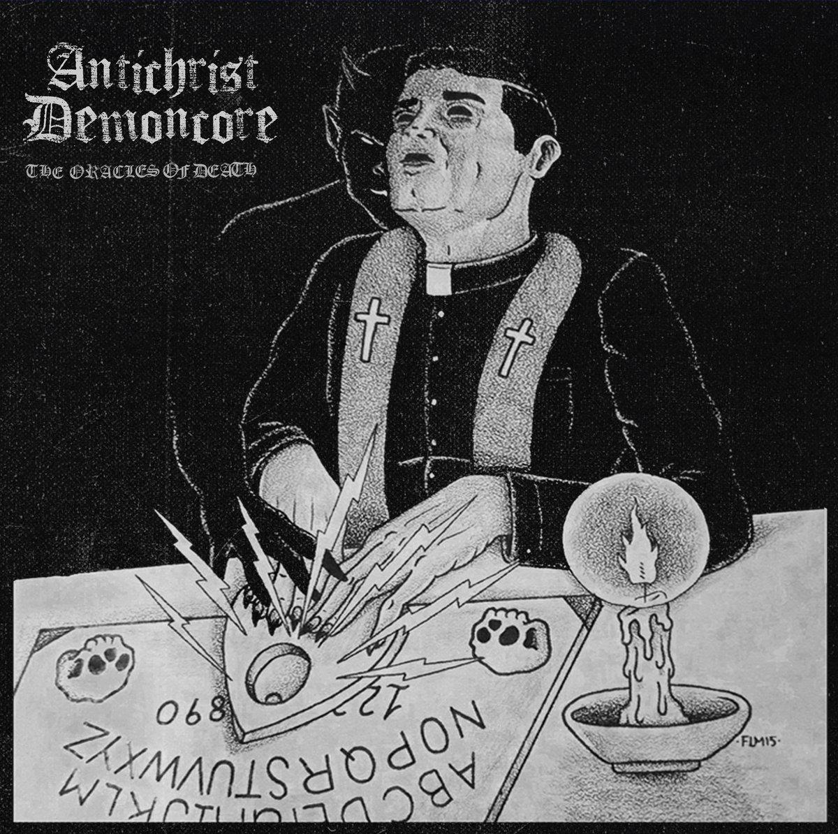 Antichrist Demoncore - The Oracles of Death LP