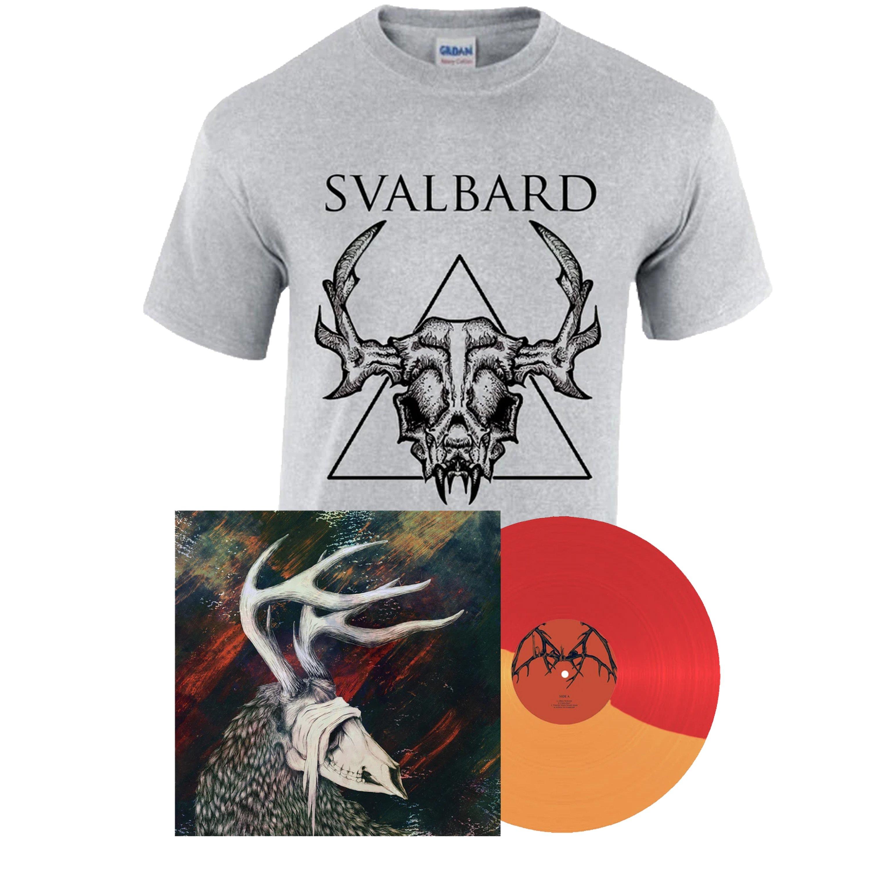 Svalbard 'When I Die, Will I Get Better' LP + Shirt