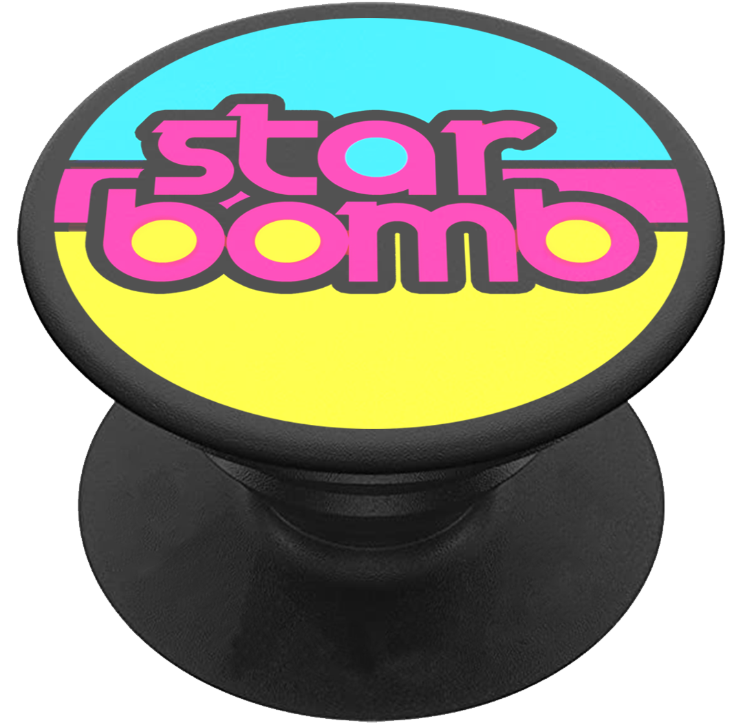 Starbomb Phone Stand