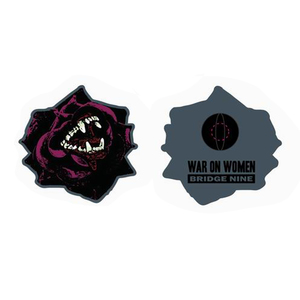 War On Women 'Wonderful Hell' Enamel Pin