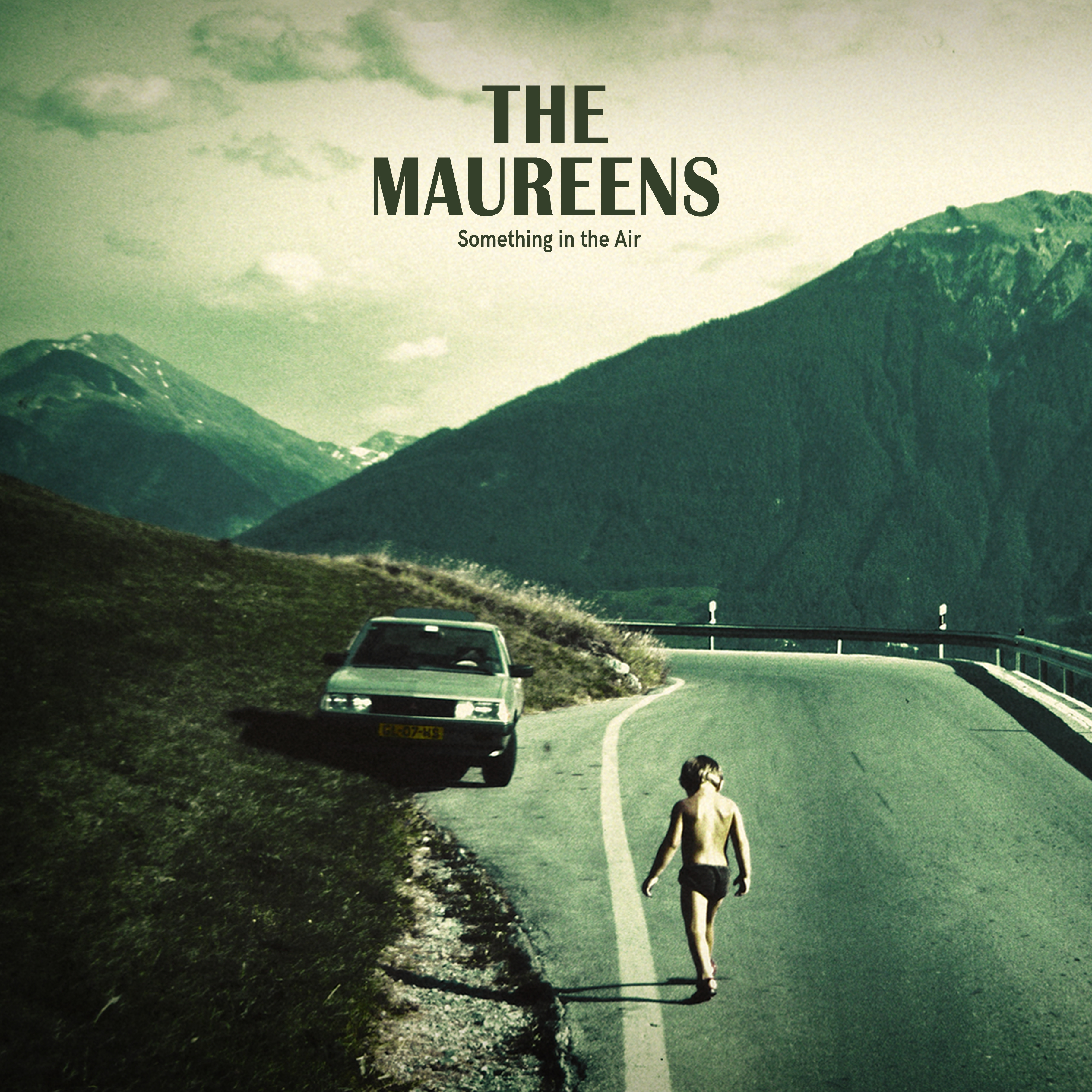 The Maureens - Something In The Air