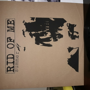 RID OF ME - SUMMER EP Limited 12