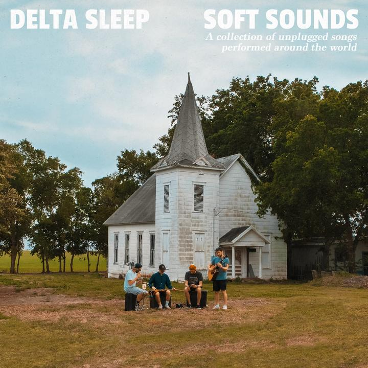Delta Sleep - Soft Sounds LP (vinile dark green)