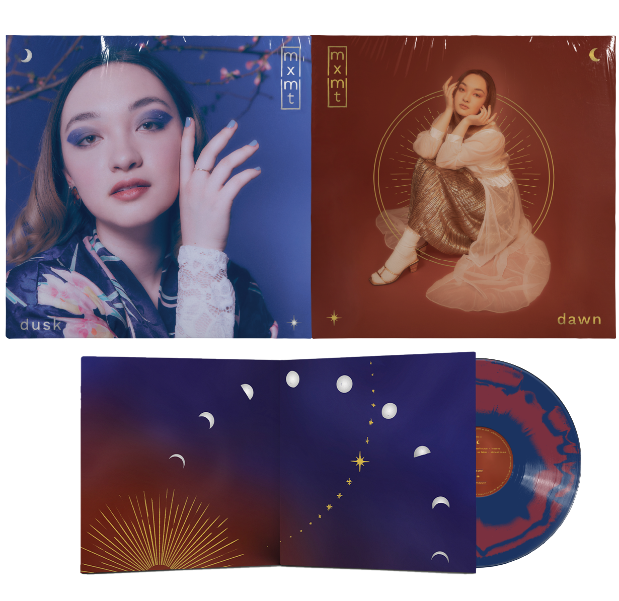 dawn & dusk vinyl