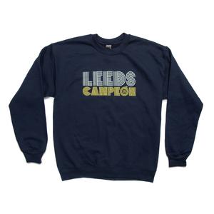 Leeds Campeone Sweatshirt