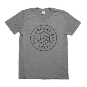 Large Distressed Logo T-shirt