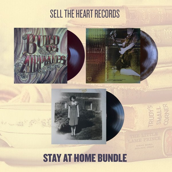 STHR STAY HOME Vinyl Bundle